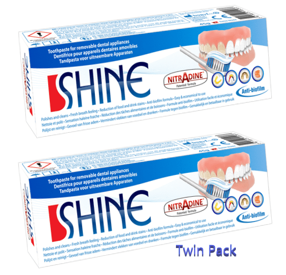 Twin Pac Shine
